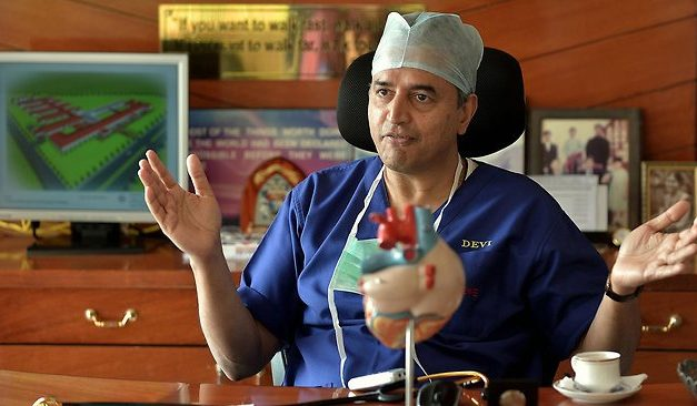 Heart Surgery in India for $1,583 Costs $106,385 in U.S.