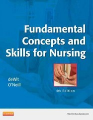 Book Review: Fundamental Concepts and Skills for Nursing, 4th edition