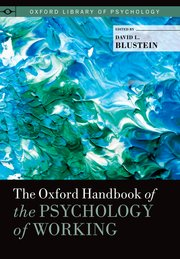 Book Review: Oxford Handbook of the Psychology of Working