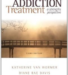 Book Review: Addiction Treatment: A Strengths Perspective, 3rd edition