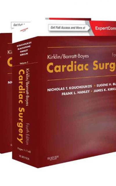 Book Review: Cardiac Surgery, 4th edition