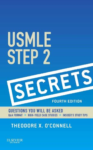 Book Review: USMLE Step 2 Secrets, 4th edition