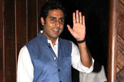 Abhishek Bachchan Named Ambassador For END7 Campaign