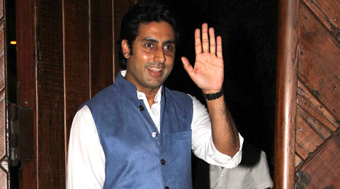 Abhishek Bachchan Named Ambassador For END7 Campaign