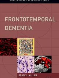 Book Review: Frontotemporal Dementia