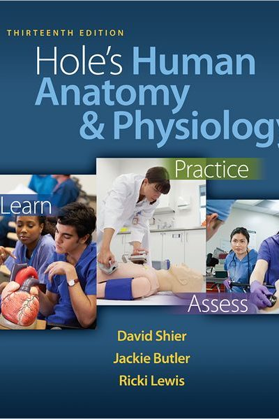 Book Review: Hole's Human Anatomy & Physiology, 13th edition