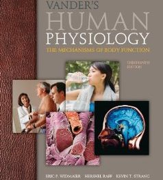 Book Review: Vander's Human Physiology – The Mechanisms of Body Function, 13th edition