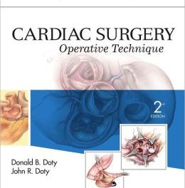 Book Review: Cardiac Surgery: Operative Technique, 2nd edition