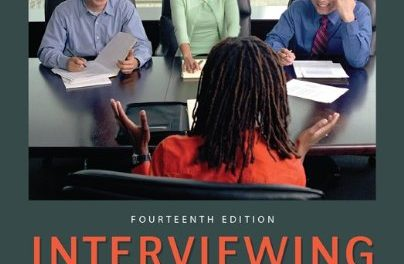 Book Review: Interviewing: Principles and Practices, 14th edition