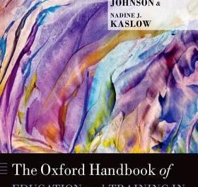 Book Review: Oxford Handbook of Education and Training in Professional Psychology
