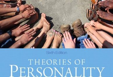 Book Review: Theories of Personality: Understanding Persons, 6th edition