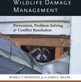 Book Review: Wildlife Damage Management: Prevention, Problem-Solving, and Conflict-Resolution