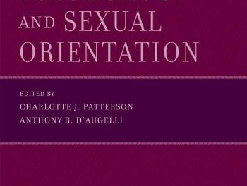 Book Review: Handbook of Psychology and Sexual Orientation