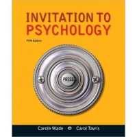 Invitation To Psychology 5Th Edition is nice invitations design