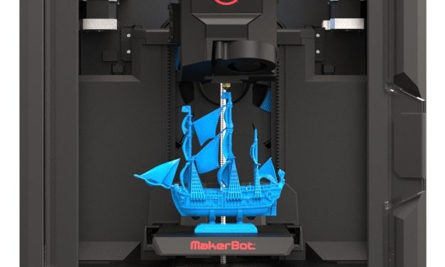 MakerBot Starts Shipping the MakerBot Replicator