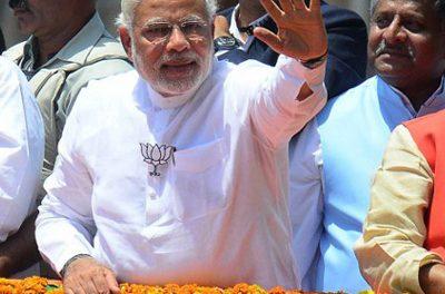 Narendra Modi Elected Prime Minister of India