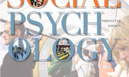 Book Review: Social Psychology, 13th edition
