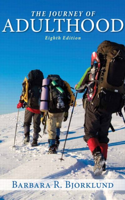 Book Review: The Journey of Adulthood, 8th edition