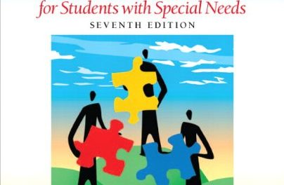 Book Review: Collaboration, Consultation, and Teamwork for Students with Special Needs,  7th edition