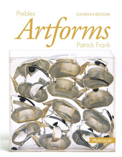 Book Review: Prebles' Artforms – An Introduction to the Visual Arts, 11th edition