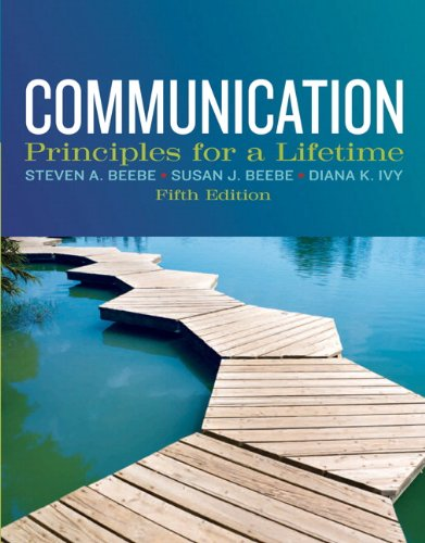 Book Review: Communication Principles for a Lifetime, 5th edition