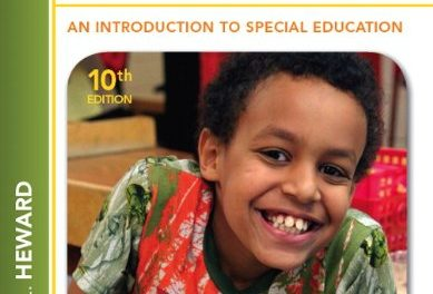 Book Review: Exceptional Children – An Introduction to Special Education, 10th edition