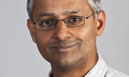 Professor Balasubramanian Wins Prestigious Tetrahedron Award