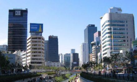 Seoul Mayor Promoting City's 'Creative Economy' in U.S. Visit