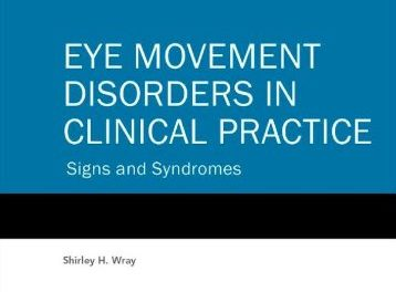 Book Review: Eye Movement Disorders in Clinical Practice