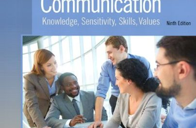 Book Review: Fundamentals of Organizational Communication: Knowledge, Sensitivity, Skills, Values, 9th edition
