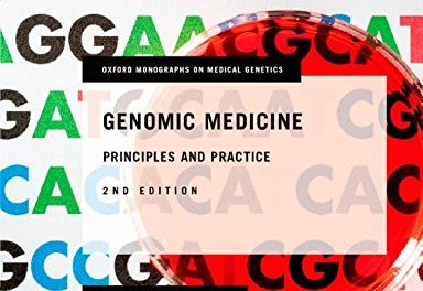 Book Review: Genomic Medicine – Principles and Practice, 2nd edition