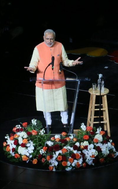 NaMo in A New York Minute: A Choreographed Triumph