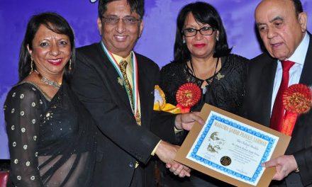 Indian-American Industrialist Rahul Shukla Awarded the Mahatma Gandhi Pravasi Samman