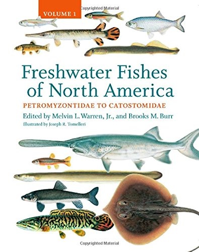 Book Review: Freshwater Fishes of North America