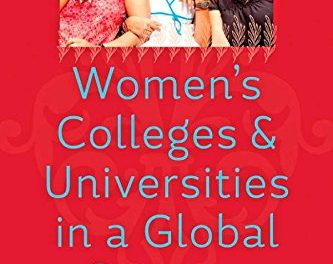 Book Review: Women's Colleges and Universities in a Global Context
