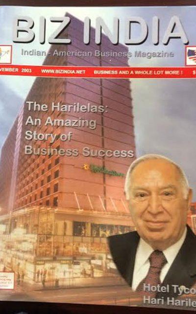 Hong Kong and India pay tribute to late philanthropist Hari Harilela