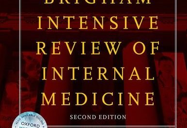 Book Review: The Brigham Intensive Review of Internal Medicine, 2nd edition