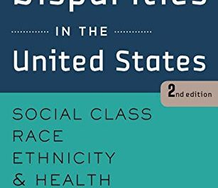 Book Review: Health Disparities in the United States, 2nd edition
