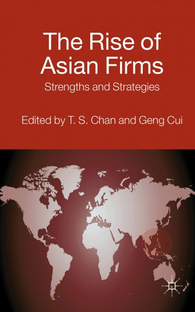 Book Review: The Rise of Asian Firms