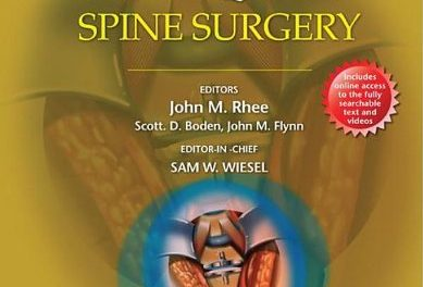 Book Review: Operative Techniques in Spine Surgery
