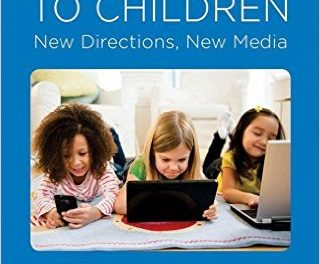 Book Review: Advertising to Children: New Directions, New Media