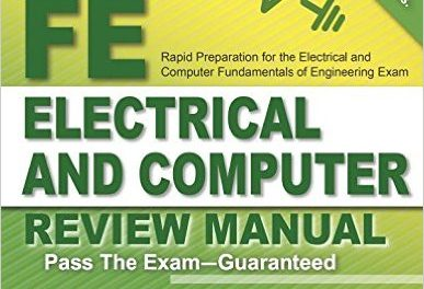 Book Review: FE Electrical and Computer Review Manual: Rapid Preparation for the Electrical and Computer Fundamentals of Engineering Exam