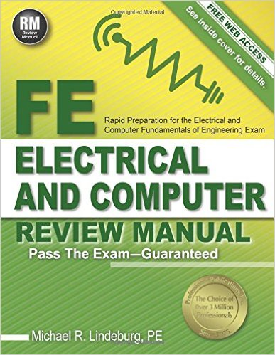 What books do you recommend studying for the FE exam ...