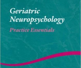 Book Review: Geriatric Neuropsychology: Practice Essentials