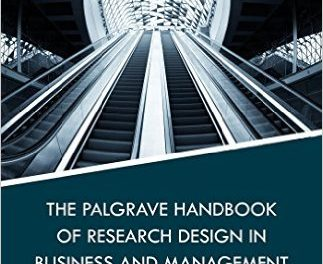 Book Review: Palgrave Handbook of Research Design in Business and Management