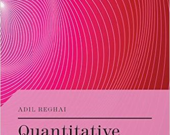 Book Review: Quantitative Finance: Back to Basics Principles