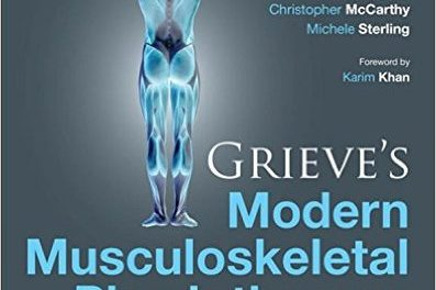 Book Review: Grieve's Modern Musculoskeletal Physiotherapy, 4th edition