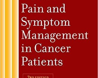 Book Review: A Physician's Guide to Pain and Symptom Management in Cancer Patients,  3rd edition