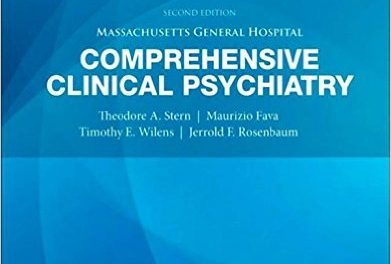 Book Review: Massachusetts General Hospital Comprehensive Clinical Psychiatry, 2nd edition