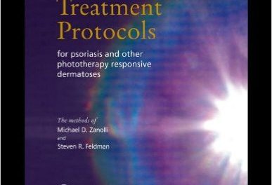 Book Review: Phototherapy Treatment Protocols – For Psoriasis and Other Phototherapy  Responsive Dermatoses, 2nd edition